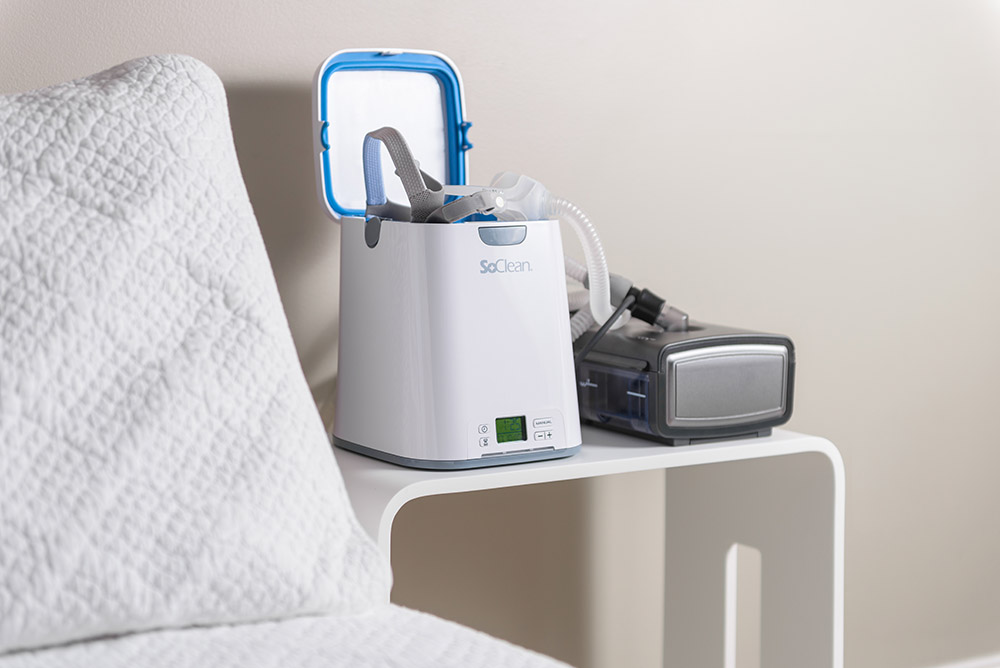 Cpap Cleaner And Sanitizer Texas Sleep Docs